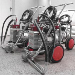Окрасочные агрегаты Tecnover TR5000, TR10000, TR15000