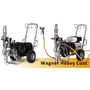 Гидропоршневые окрасочные агрегаты Wagner HeavyCoat