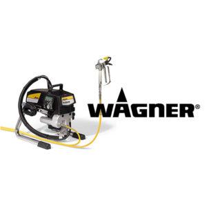 Окрасочные агрегаты с поршневым насосом Wagner