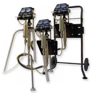 Окрасочные агрегаты с приводом от сжатого воздуха Binks