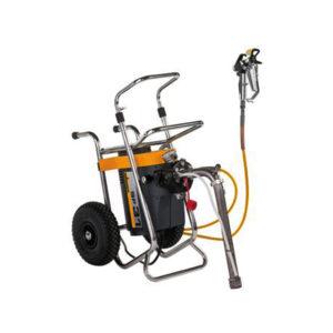 Окрасочные агрегаты WAGNER GmbH (диафрагменный насос)