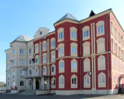 Окраска фасадов