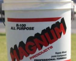 Универсальная готовая шпатлевка Magnun
