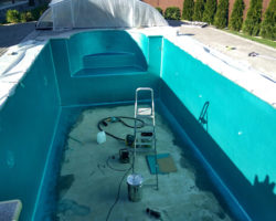 Dempinox AQUA (гидроизоляция для бассейна)