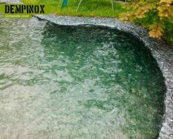 Гидроизоляция искусственных озер от Dempinox