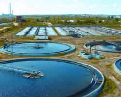 Гидроизоляция сооружений (станций) водоподготовки