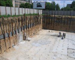 Гидроизоляция строительных котлованов, укрепление грунтов